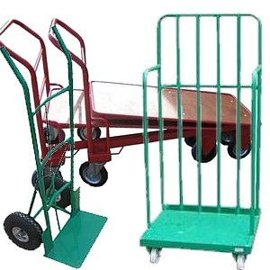 Manual Handling Equipment by Mann Engineering