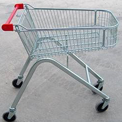 70L Convenience Shopping Trolley