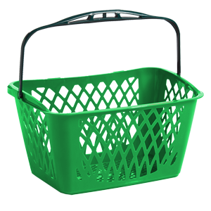 Tyko 33L Shopping Basket
