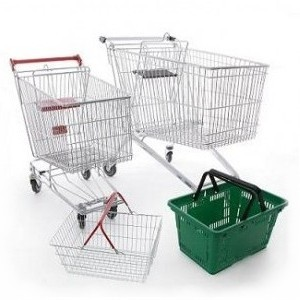 Shopping Trolley Repair and Maintenance by Mann Engineering