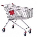 130L Shopping Trolley