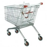 180L Shopping Trolley