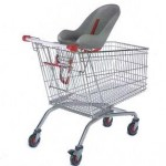 212L Baby Toddler Shopping Trolley