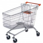 212L Shopping Trolley
