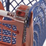 Eco Plastic Trolley Lock