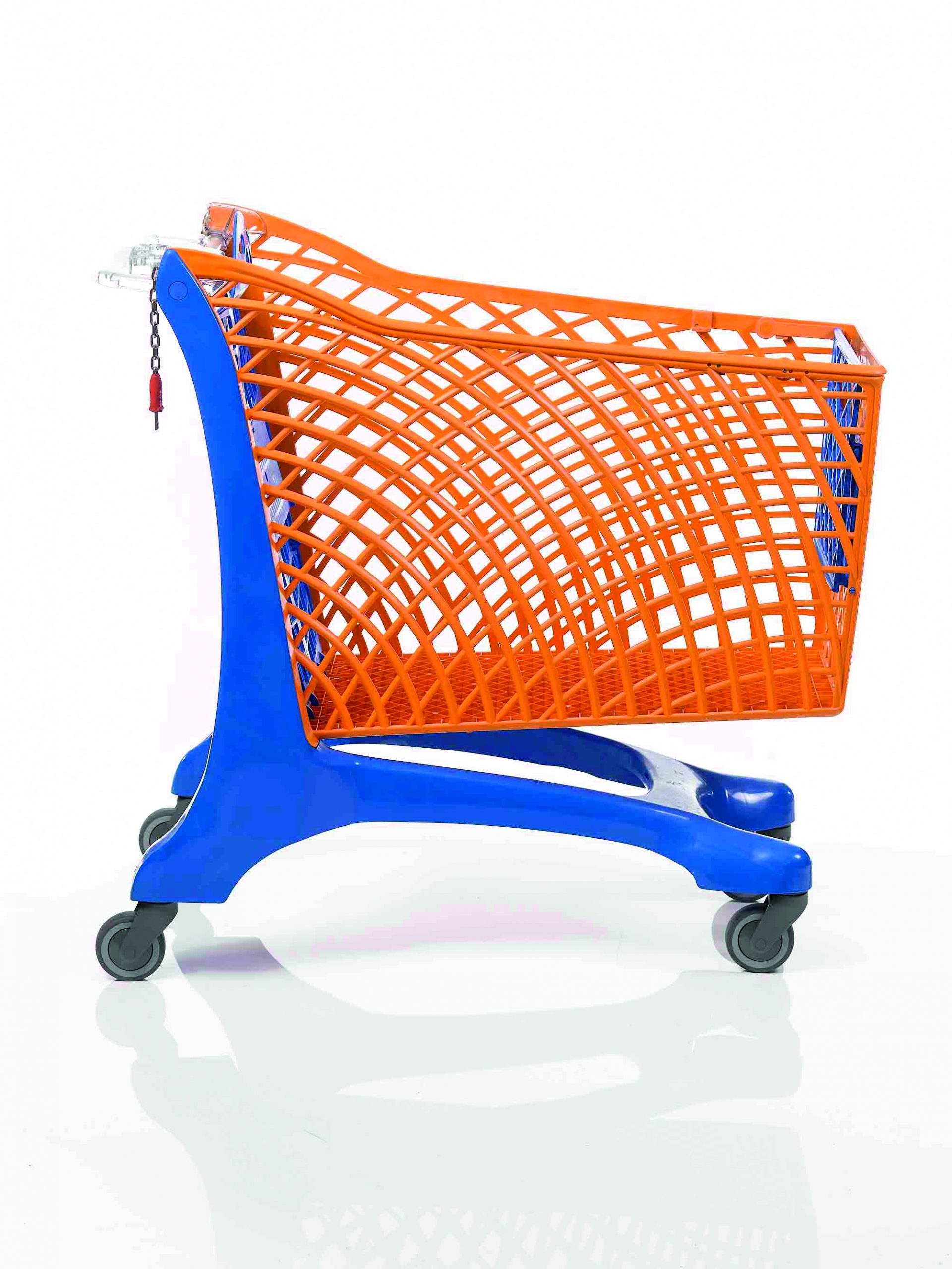 Duka Eco Trolley Blue/Orange