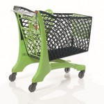 Duka Eco Trolley Grey/Green