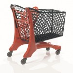 Duka (210L) Trolley Red/Black