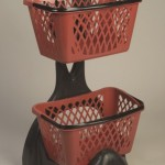 Kery Eco Basket Holder Trolley