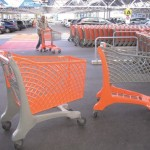 (210L) & Twiga (150L) Trolleys in Migros Biel Switzerland