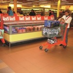 Twiga (150L) Trolley in Migros Biel Switzerland