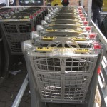 Duka (210L) Trolley in Netto Denmark