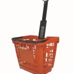 Speesy (45L) Basket Orange