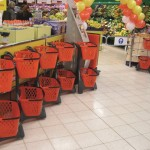 Furbo used by Simply Shopping Market in Gliwice Poland