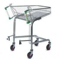 Wheelchair Shopping Trolley