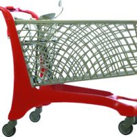 City Shopping Trolley