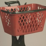 Kery Double Basket Holder