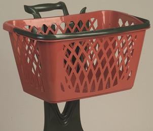 Kery Double Basket Holder
