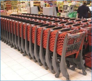 Eco Trolley Shopping Trolley Benefits and Quality