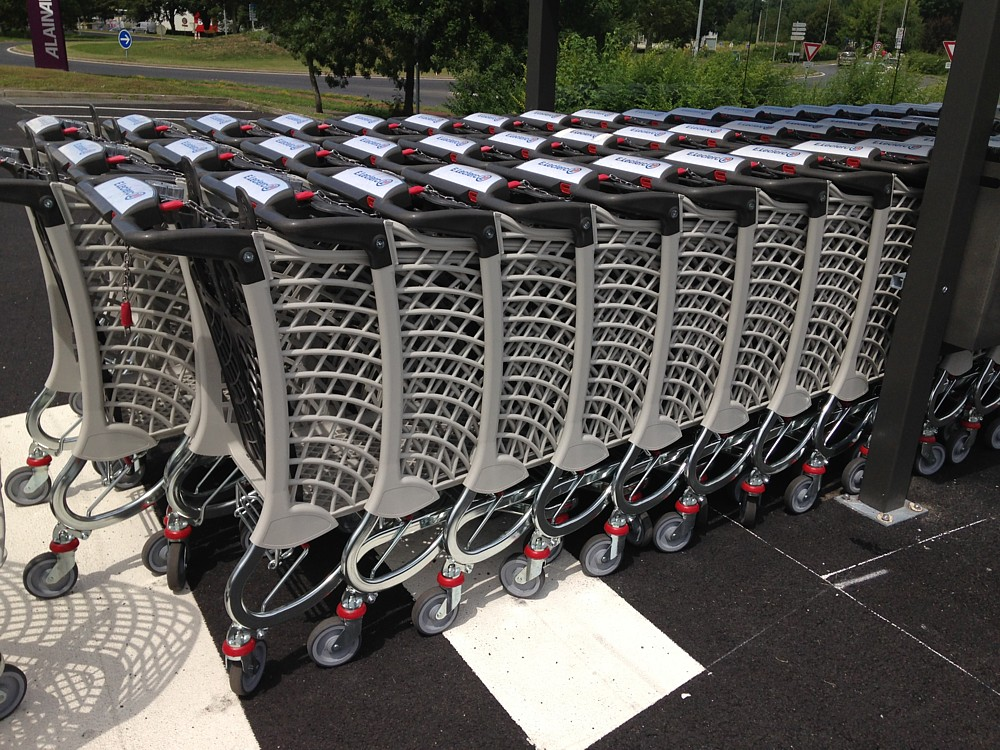 Hybrid-Trolleys