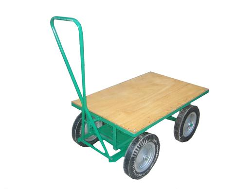Turntable Trolley Without Sides