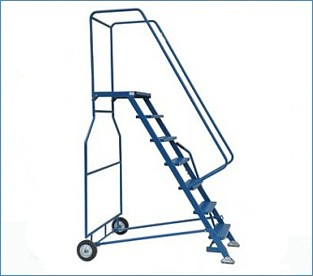 http://www.shoppingtrolleys.ie//manual-handling-equipment/mobile-ladders/