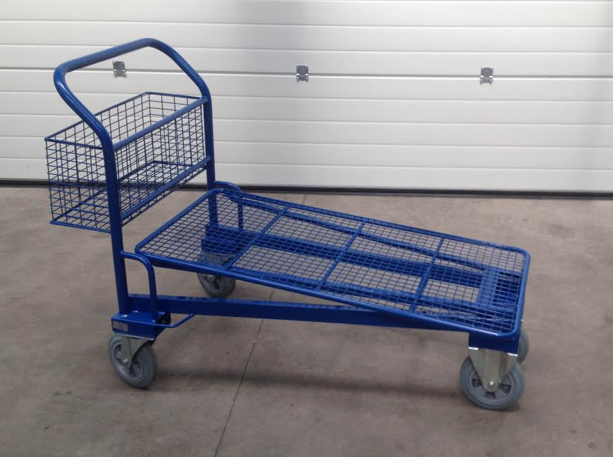 Cash And Carry Trolleys Mann Engineering