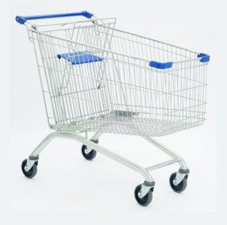 Steel Shopping Trolleys
