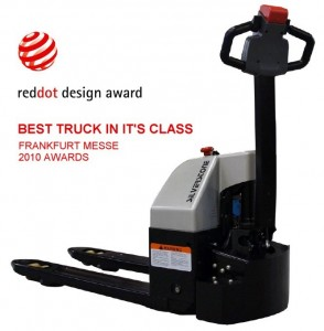 Award Winning T20-15ETS Pallet Truck Now in Stock