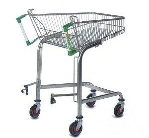WheelchairShoppingTrolley