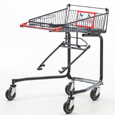 40L Wheelchair Trolley