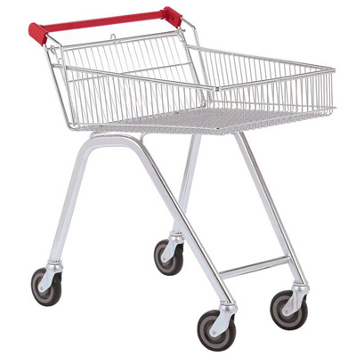 65L Convenience Shopping Trolley