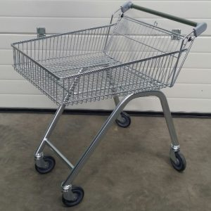 65L Shopping Trolley