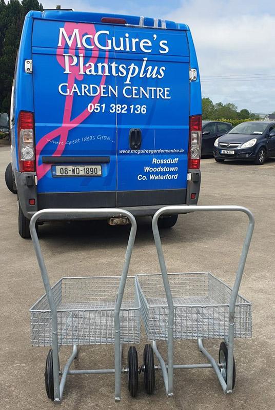 Garden Centre Trolleys McGuires