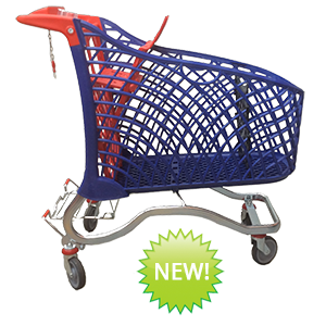 Hybrid 180L super Trolley