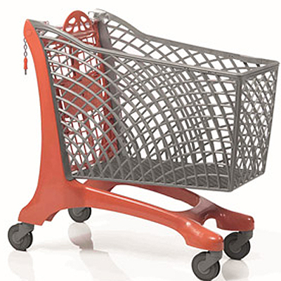 Duka 210L Shopping Trolley