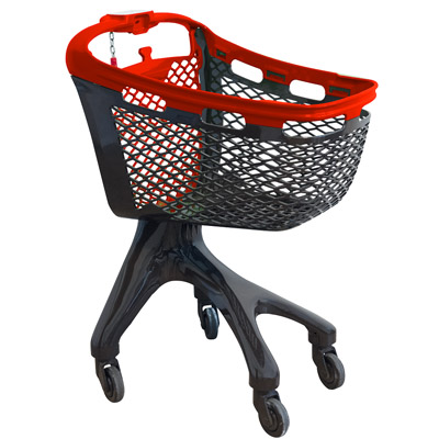 Pleasy 100L Shopping Trolley