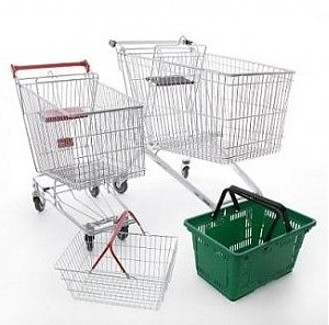 Shopping Trolley Repairs and Maintenance Service