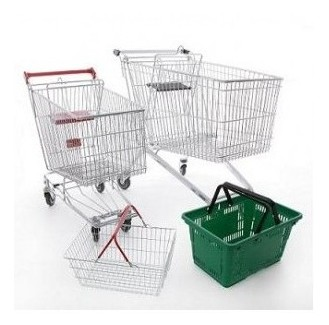 Shopping Trolleys Repairs and Maintenance Service