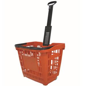 Speesy 45L Shopping Basket