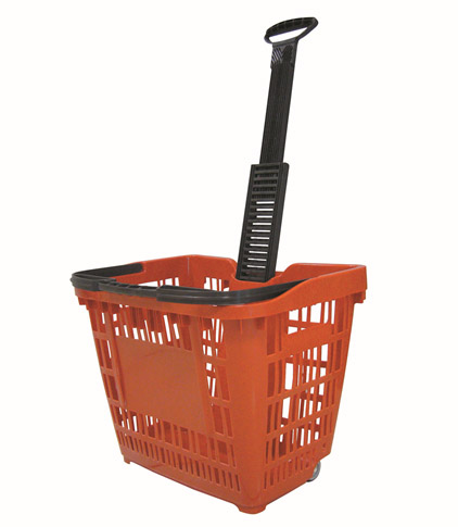 Speesy 45L Shopping Basket