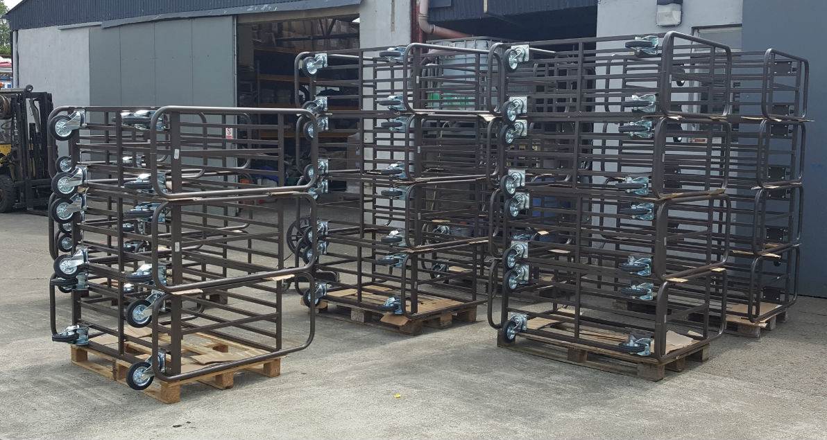 Store Trucks - Stock Trolleys