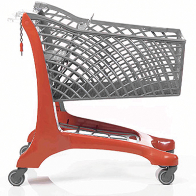 Twiga 150L Shopping Trolley