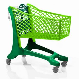 Twiga Small Shopping Trolley