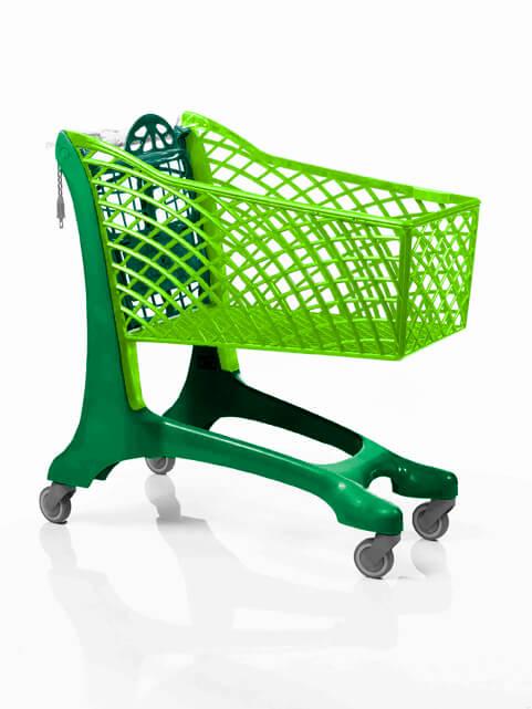 Twiga Small Shopping Trolley