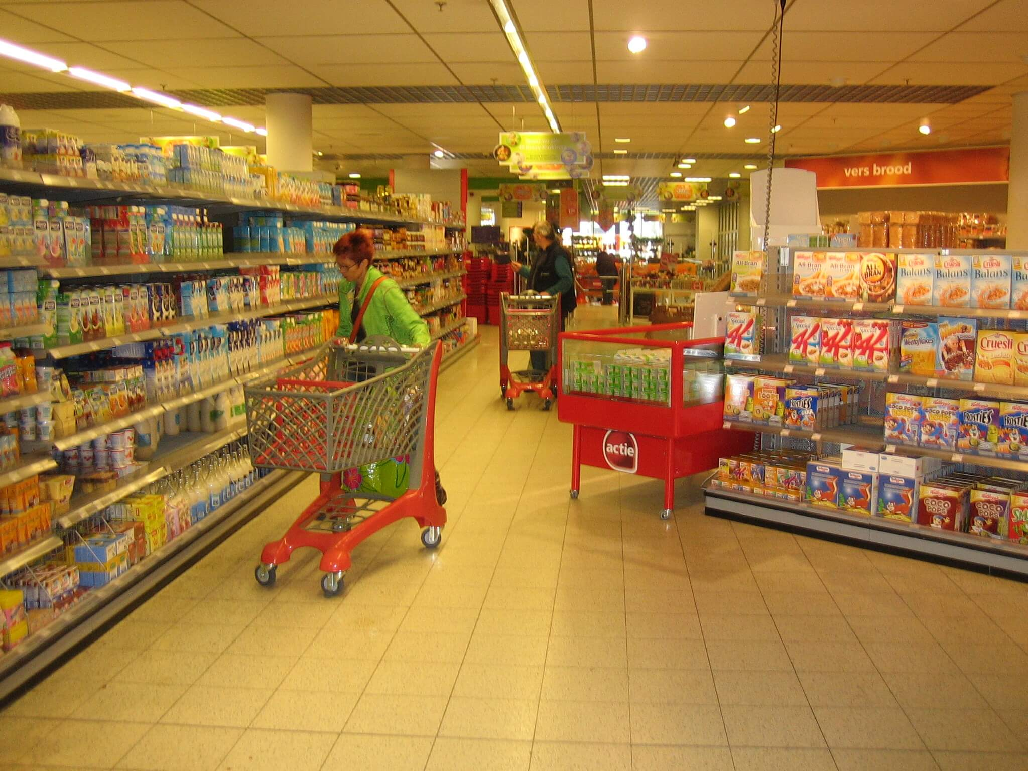 Twiga Supermarket Trolley