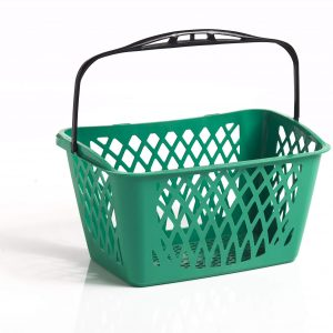 Tyko 33 Plastic Shopping Basket