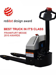 Award Winning Electric Truck