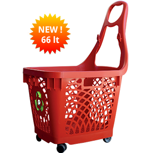Maxi-Tyko Eco Shopping Basket